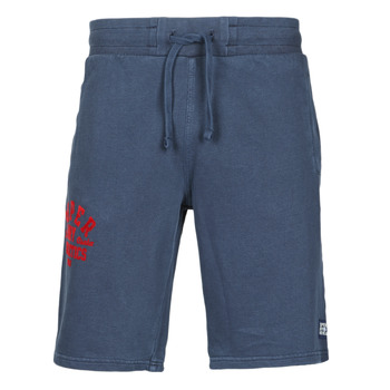 Vêtements Homme Shorts / Bermudas Superdry SUPERSTATE SHORT Bleu