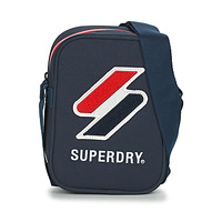Sacs Pochettes / Sacoches Superdry SPORTSTYLE SIDE BAG Marine