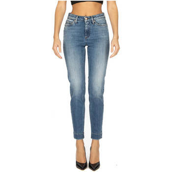 Vêtements Femme Jeans slim Don The Fuller BORDEAUX fw536