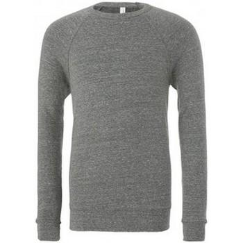 Vêtements Sweats Bella + Canvas CV3901 Gris clair