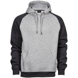 Vêtements Homme Sweats Tee Jays T5432 Gris clair/ Gris foncé