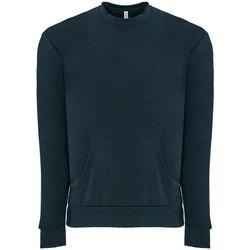 Vêtements Sweats Next Level NX9001 Bleu marine