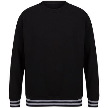 Vêtements Sweats Front Row FR840 Noir / gris