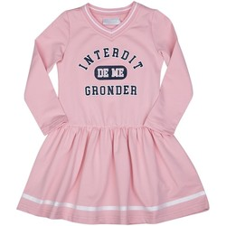 Vêtements Fille Robes courtes Interdit De Me Gronder BELLA Rose