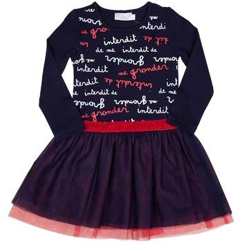 Vêtements Fille Robes courtes Téléchargez lapplication pour STITCH Bleu marine