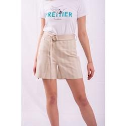 Vêtements Femme Shorts / Bermudas Fracomina FR20SM566 Incolore