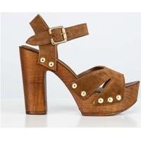 Chaussures Femme Sandales et Nu-pieds Fracomina FC20SM126 Incolore