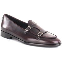 Chaussures Homme Mocassins Edhèn Milano ALB 099 Rouge