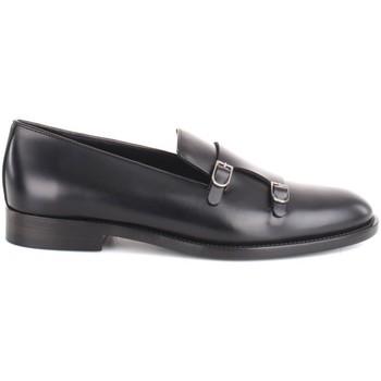 Chaussures Homme Mocassins Edhèn Milano FAB 100 TUD Noir