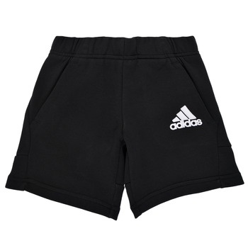 Vêtements Garçon Shorts / Bermudas adidas Performance B BOS SHORT Noir