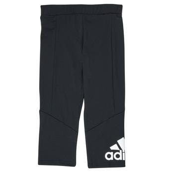 Vêtements Fille Leggings adidas Performance TRIGRI Noir