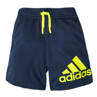 Vêtements Garçon Shorts / Bermudas adidas Performance BLOSH Marine