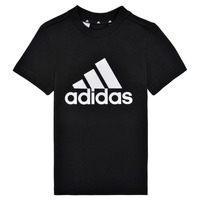 Vêtements Garçon T-shirts manches courtes adidas Performance TINEBRE Noir