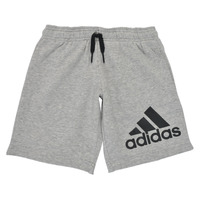 Vêtements Garçon Shorts / Bermudas adidas Performance SHOPLI Gris
