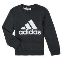 Vêtements Garçon Sweats adidas Performance BLIZZE Noir