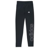 Vêtements Fille Leggings adidas Performance GLINES Noir