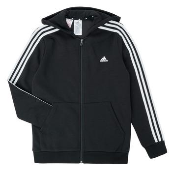 Vêtements Garçon Sweats adidas Performance BAZEL Noir