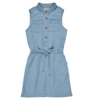 Vêtements Fille Robes courtes Deeluxe LALI Bleu