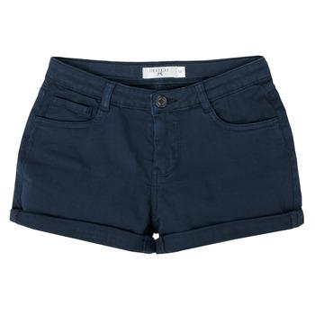 Vêtements Fille Shorts / Bermudas Deeluxe CERISE Marine