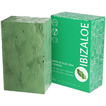 Beauté Produits bains Ibizaloe Jabón De Aloe Vera + Romero  100 g