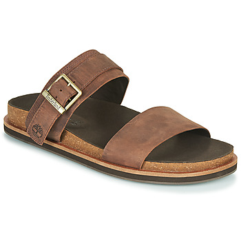 Chaussures Homme Mules Timberland AMALFI VIBES 2BAND SANDAL Marron