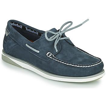 Chaussures Homme Chaussures bateau Timberland ATLANTIS BREAK BOAT SHOE Bleu