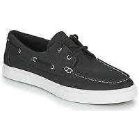 Chaussures Homme Chaussures bateau Timberland UNIONWHARF2.0EK+ 2EYEBOAT Noir