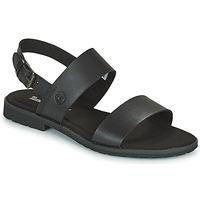 Chaussures Femme Sandales et Nu-pieds Timberland CHICAGO RIVERSIDE 2 BAND Noir
