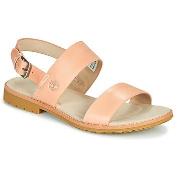 Chaussures Femme Sandales et Nu-pieds Timberland CHICAGO RIVERSIDE 2 BAND Rose