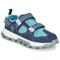 Chaussures Enfant Sandales et Nu-pieds Timberland TREELINE FISHERMAN Bleu