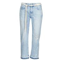 Vêtements Femme Jeans 3/4 & 7/8 Desigual PONDIO Bleu