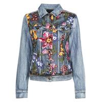Vêtements Femme Vestes en jean Desigual BALT Bleu