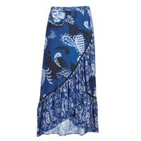 Vêtements Femme Jupes Desigual NEREA Bleu