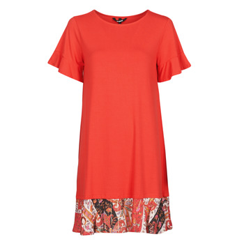 Vêtements Femme Robes courtes Desigual KALI Rouge