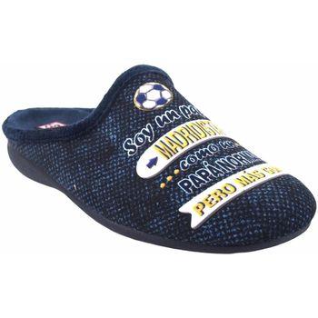 Chaussures Homme Chaussons Gema Garcia Go home gentleman  7105-39 bleu Bleu