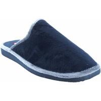 Chaussures Homme Chaussons Gema Garcia Go home gentleman  2306-1 bleu Bleu