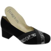 Chaussures Femme Escarpins Calzaturificio Loren LO60902ne nero