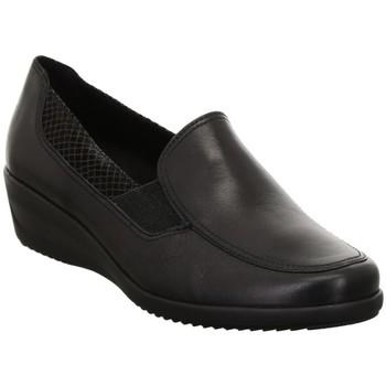Chaussures Femme Mocassins Ara Mocassin 40625-71 Noir