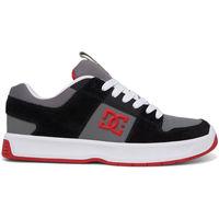 Chaussures Baskets mode DC Shoes Lynx zero adys100615 black/grey/red Noir