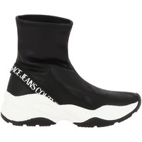 Chaussures Femme Baskets montantes Versace e0 vzbsi1 noir