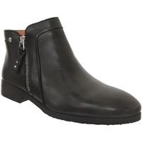 Chaussures Femme Bottines Pikolinos Royal w4d-8799 Noir