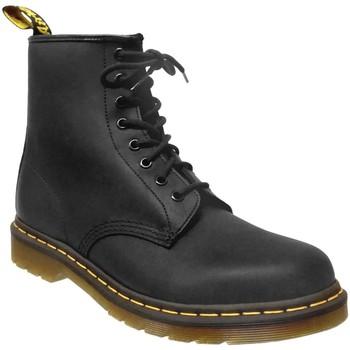 Chaussures Femme Boots Dr Martens 1460 smooth Noir