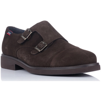 Chaussures Derbies & Richelieu CallagHan 44703 Marron