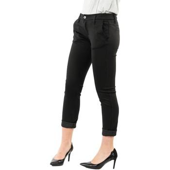 Vêtements Femme Chinos / Carrots Please p1n2 1900 nero noir