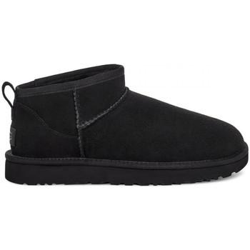 Chaussures Femme Bottes de neige UGG W classic ultra mini Noir