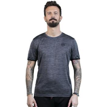 Vêtements Homme T-shirts manches courtes Sergio Tacchini Freckle Gris