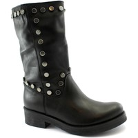 Chaussures Femme Bottes ville Divine Follie DIV-I20-1425-NE Nero