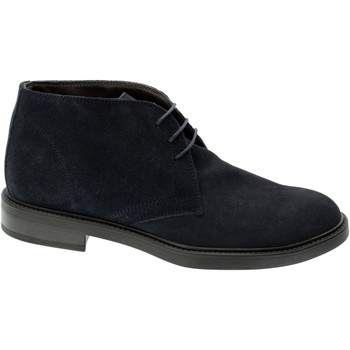 Chaussures Homme Boots Herry Lobb's 1040 Blu