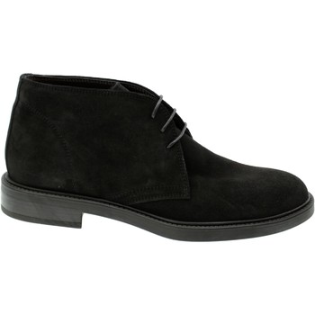 Chaussures Homme Boots Herry Lobb's 1040 Nero