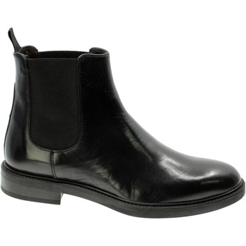 Chaussures Homme Boots Herry Lobb's 1065 Nero